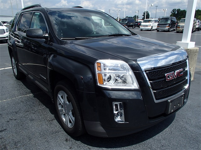 certified pre owned 2014 gmc terrain sle 2 4d sport utility in troy g5421at dave arbogast. Black Bedroom Furniture Sets. Home Design Ideas