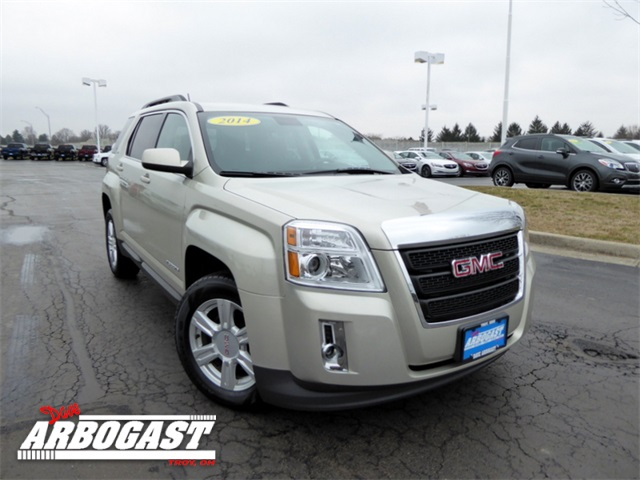 pre owned 2014 gmc terrain sle 2 4d sport utility in troy fp22207t dave arbogast. Black Bedroom Furniture Sets. Home Design Ideas